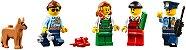 LEGO CITY 60136 POLICE STARTER SET - Imagem 5