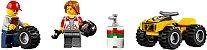 LEGO CITY 60148 ATV RACE TEAM  - Imagem 6