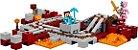 LEGO MINECRAFT 21130 A FERROVIA NETHER - Imagem 4