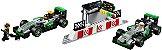 LEGO SPEED CHAMPIONS 75883 MERCEDES AMG PETRONAS FORMULA ONE TEAM  - Imagem 4