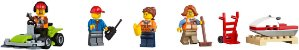 LEGO CITY 60169 CARGO TERMINAL - Imagem 11