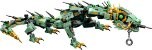 LEGO NINJAGO THE MOVIE 70612 GREEN NINJA MECH DRAGON - Imagem 3