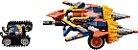 LEGO NEXO KNIGHTS 70354 AXL'S RUMBLE MAKER - Imagem 4