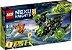 LEGO NEXO KNIGHTS 72003 BERSEKER BOMBER - Imagem 1