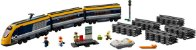 LEGO CITY 60197 PASSENGER TRAIN - Imagem 2