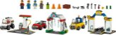LEGO CITY 60232 GARAGE CENTER - Imagem 4