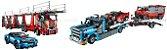 LEGO TECHNIC 42098 CAR TRANSPORTER - Imagem 4