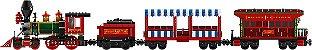 LEGO DISNEY 71044 DISNEY TRAIN AND STATION - Imagem 4