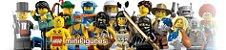 LEGO MINIFIGURES 8683 SERIE 1 (COLEÇÃO COMPLETA) - Imagem 3