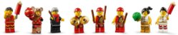 LEGO EXCLUSIVOS 80104 LION DANCE  - Imagem 7