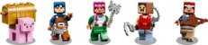 LEGO MINECRAFT 21163 O COMBATE DE REDSTONE - Imagem 4