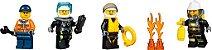 LEGO CITY 60106 FIRE STARTER SET - Imagem 3