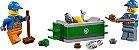 LEGO CITY 60118 GARBAGE TRUCK - Imagem 5