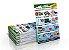 Encartes de Mercado - Tamanho 30x42cm - Papel Couchê 90g - Colorido - 1 Dobra - Imagem 1