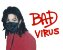Camiseta Bad Virus - Imagem 2