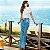 VT102620 - Saia Longa com Fenda Jeans - Via Tolentino - Imagem 6