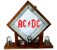 Pingometro de Bloco - AC/DC - Imagem 1