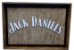 Quadro Jack Daniel's com Led - Imagem 1