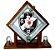 Pingometro de Bloco de vidro - Vasco - Imagem 1