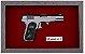 Quadro de Arma Resina Colt Automatic - Clássico - Imagem 2