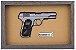 Quadro de Arma Resina Colt Automatic - Clássico - Imagem 3