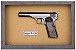 Quadro de Arma Resina Browning Pistol mod. 1922 cal. 7,65mm - Clássico - Imagem 3