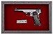 Quadro de Arma Resina Browning Pistol mod. 1922 cal. 7,65mm - Clássico - Imagem 2