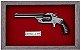 Quadro de Arma Resina Smith & Wesson S.A. cal. .38 S&W - Clássic - Imagem 2