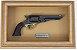Quadro de Arma Resina 1863 Remington Police cal. .36 - Clássico - Imagem 1