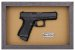 Quadro de Arma Resina Glock cal. .380 ACP-Mod. 25 - Clássico - Imagem 3