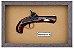 Quadro de Arma Resina Derringer - Clássico - Imagem 3