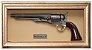 Quadro de Arma Resina Colt Army - Clássico - Imagem 1