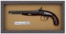 Quadro de Arma Resina Percussion G. Laport Small Pistol - Clássico - Imagem 3