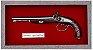 Quadro de Arma Resina Percussion G. Laport Small Pistol - Clássico - Imagem 2