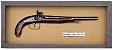 Quadro de Arma Resina Percussion G. Laport Large Pistol - Clássico - Imagem 3