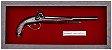 Quadro de Arma Resina Percussion G. Laport Large Pistol - Clássico - Imagem 2