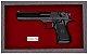 Quadro de Arma Resina Desert Eagle cal. 357 Mag. - Clássico - Imagem 2