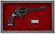 Quadro de Arma Resina KG Smith & Wesson S.A. cal. 38 S&W - Clássico - Imagem 2