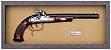 Quadro de Arma Resina W. Park of London cal. .45 - 1810 - Clássico - Imagem 3