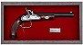Quadro de Arma Resina W. Park of London cal. .45 - 1810 - Clássico - Imagem 2