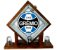 Pingometro de Bloco de vidro - Grêmio - Imagem 1