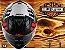 Porta Capacete Harley Davidson - 2 Ganchos (Visor para baixo) - Imagem 1