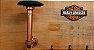 Porta Capacete Harley Davidson - 3 Ganchos (Visor para frente) - Imagem 2