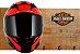 Porta Capacete Harley Davidson - 3 Ganchos (Visor para frente) - Imagem 1