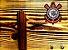 Porta Capacete Corinthians - 2 Ganchos (Visor para baixo) - Imagem 2