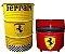 Kit Tema Ferrari - Tambor Decorativo Aparador +  Poltrona de tambor - Imagem 1