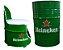 Kit Heineken - Tambor decorativo + Poltrona - Imagem 1