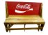 Banco que vira Mesa - Tema Coca Cola - 8 Lugares - 1,80 cm - Imagem 1