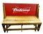 Banco que vira Mesa - Tema Budweiser - 4 Lugares - 1,20 cm - Imagem 1