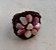 Anel pétalas de rosa - Imagem 1
